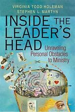 Inside the Leader's Head: Unraveling Personal Obstacles to Ministry-ExLibrary