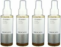 Brocato - Shimmer Gold Finishing Spray 4oz [pack Of 4]