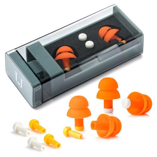 Storage Case U5P4 Noise Cancelling Ear Plugs Waterproof Earplug Travel Ear Plug