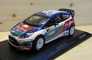 Ford Fiesta RS WRC Abu Dhabi Hirvonen / Lehtinen Australien 2011 - 1:18