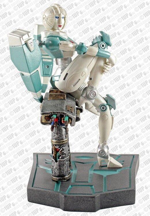 Palisades Toys Transformers 6   paradron Medic Polystone Statue  vente chaude en ligne