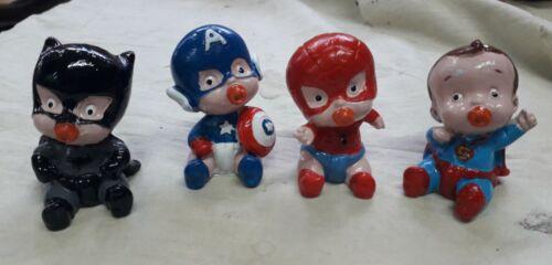 Bomboniere Birthday Baptism Birth Character Big Baby Heroes Spiderman