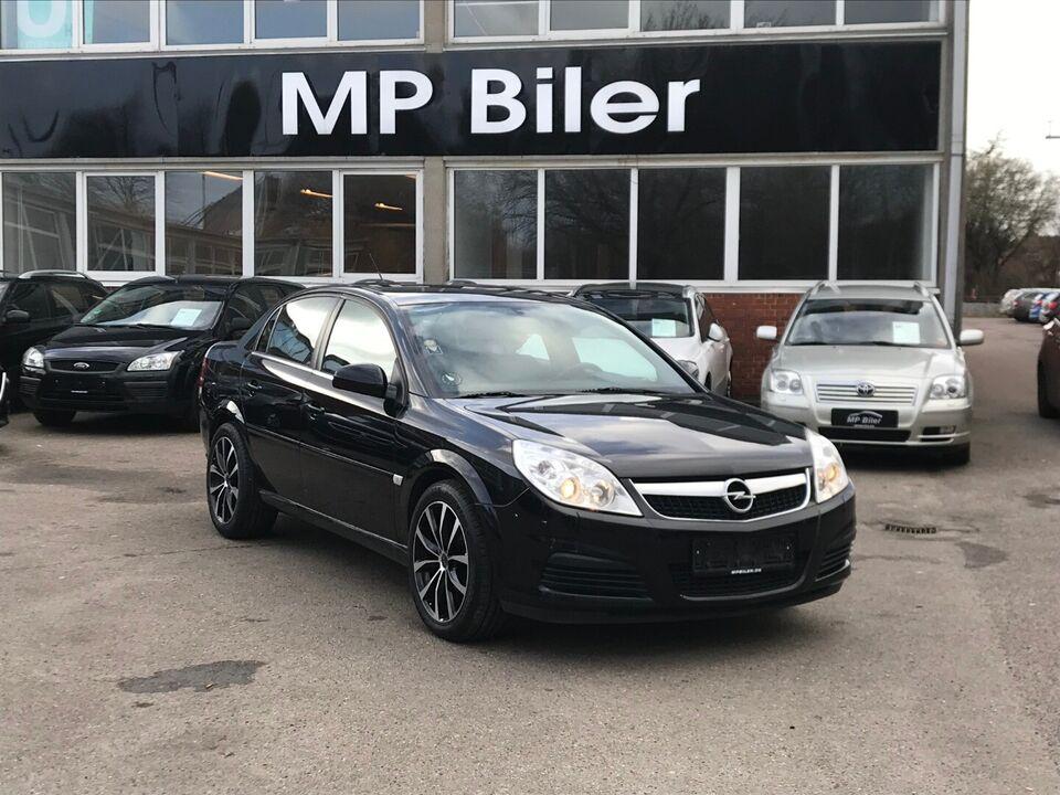 Opel Vectra 2,2 16V 155 Elegance Benzin modelår 2007 km