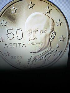 3 x 3 Kursmünzen  Frankr. Portugal, Griechenl. 2020  2021 50 Cent, 20 u. 10 Cent