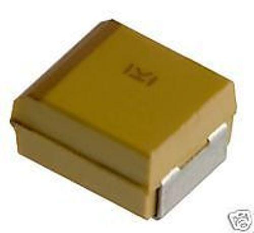 100pcs CAL-CHIP 2.2uF//16V Tantalum Cap TCKIC225AT Size A