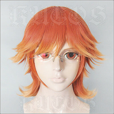 The Royal Tutor Oushitsu Kyoushi Haine Wittgenstein Cosplay Wig (Only Wig) +Cap