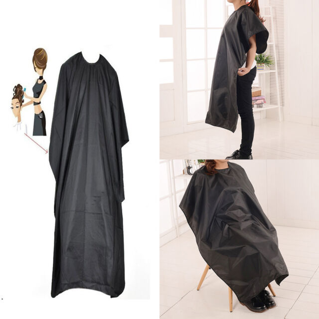 Hair Cutting Cape Salon Hairdressing Hairdresser Gown Barber Cloth ...