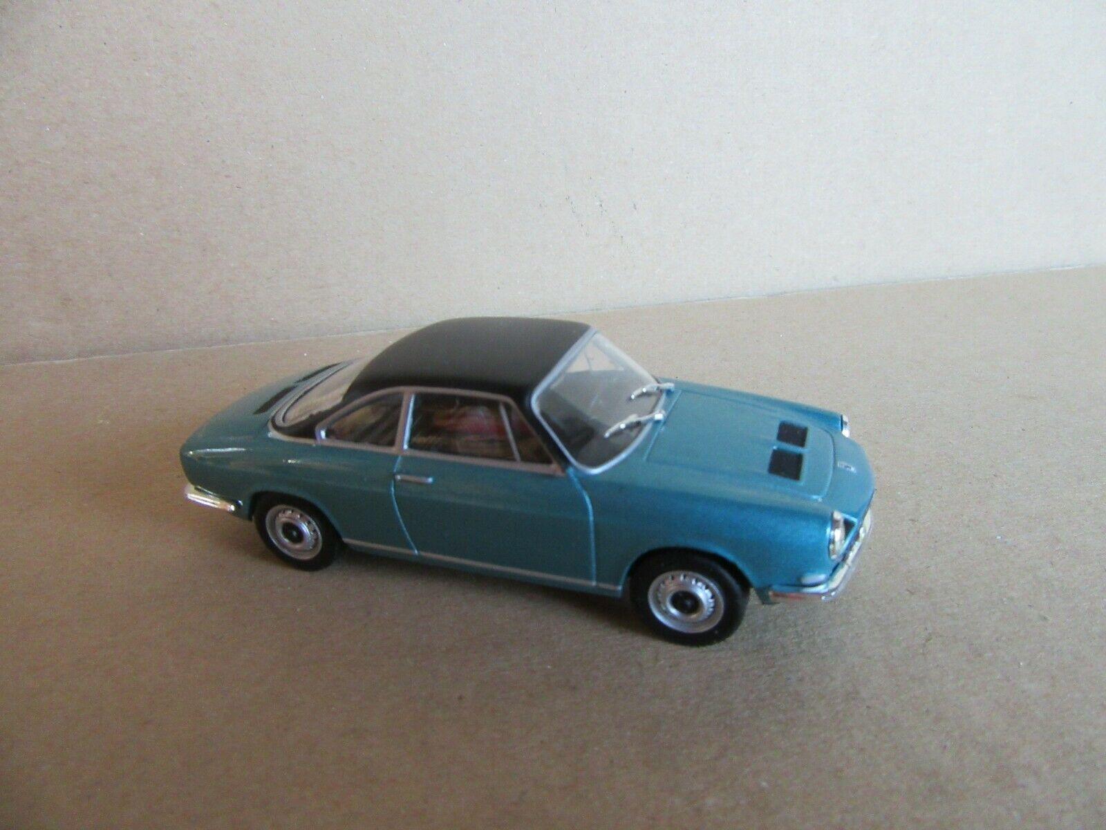 276I IXO Altaya 71 Simca 1200S 1971 Coupé 1 43