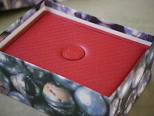 VINTAGE ROLEX RED LADIES PRESIDENT WATCH BOX