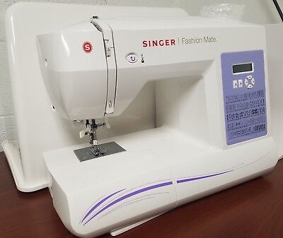 Singer 40 Fashion Mate Handy Sewing Machine 40 EBay Inspiration Singer Fashion Mate Sewing Machine 5500