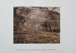 Store-PANAMINT-SPRINGS-1978-Minor-White-BARNS-SHADOW-1955-2-Drucke-70er-print