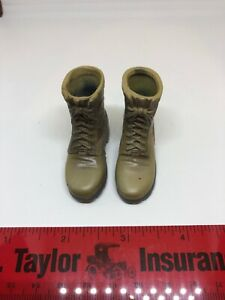 """GI JOE Boots    FOR 12/"""" ACTION FIGURE   1//6 SCALE 1:6 21st Century"""