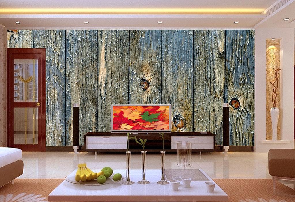 3D Texture of wood 1 WallPaper Murals Wall Print Decal Wall Deco AJ WALLPAPER