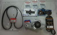 Genuine/oem Factory Honda/acura V6 Complete Timing Belt W/ Water Pump Kit Parts