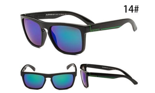 Fashion QuikSilver Colorful Vintage Retro Men Women Outdoor Sunglasses Eyewear