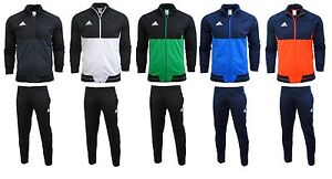 77605061638 Image is loading Adidas-draw-17-Upper-Tracksuit-Jogging-Suit-Jacket-