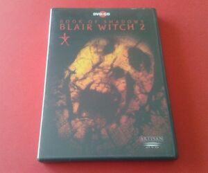 Book of Shadows Blair Witch 2  R1 DVD and CD Soundtrack Godhead Quick Post - <span itemprop=availableAtOrFrom>Waltham Abbey, United Kingdom</span> - Book of Shadows Blair Witch 2  R1 DVD and CD Soundtrack Godhead Quick Post - Waltham Abbey, United Kingdom