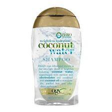 OGX Weightless Hydration Coconut Water Shampoo 3 oz