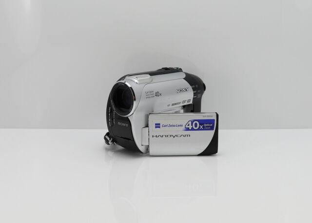 SONY DCR-DVD106E DRIVER FOR WINDOWS 7