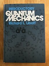 introductory quantum mechanics by richard l liboff 1980 hardcover rh ebay com Quantum Computer introductory quantum mechanics liboff solution manual free download pdf
