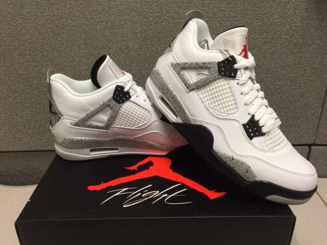 Jordan 4 Retro OG White Cement 2016