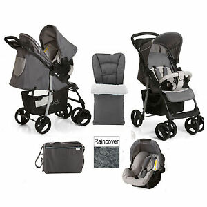 NEW-HAUCK-SHOPPER-SLX-SHOP-N-DRIVE-TRAVEL-SYSTEM-ACCESSORIES-FROM-BIRTH