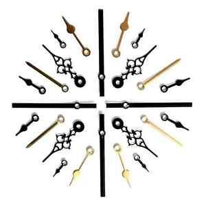 New-Replacement-Quartz-Metal-Clock-Hands-For-Clock-Movements-Press-Fit-DIY