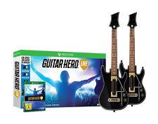 Guitar Hero - Live inkl. 2x Gitarre für XBOX ONE | Bundle | NEUWARE | DEUTSCH