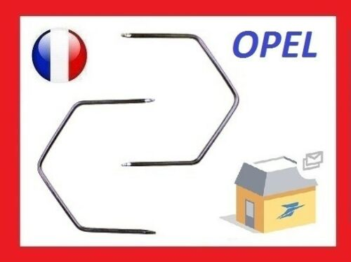 Cles extraction Autoradio Opel Zafira   CD 70 Navi