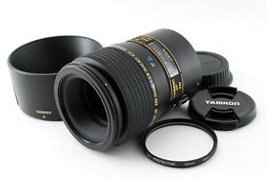 Tamron SP AF 90mm f/2.8 Di Macro Lens for Canon 272E From Japan [Excellent++]