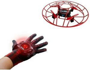 Aura gesturebotics telekinetic Geste gesteuerte Flying Drone-KD Interactive