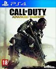 Call of Duty: Advanced Warfare (PlayStation 4, 2014)