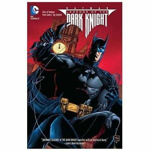 BATMAN-Legends-of-the-Dark-Knight-by-Various-DC-Paperback-New