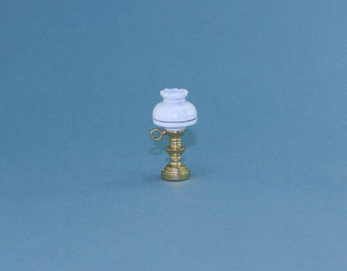 Dollhouse Miniature Non Working Decorative Bedside//Table Lamp #D2307-08