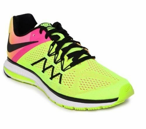 New Nike Zoom Winflo 3 OC Olympic Collection Running Shoes 844739 999 Yellow 13