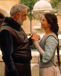 Julia-Ormond-amp-Sean-Connery-1004844-8x10-photo-other-sizes-available