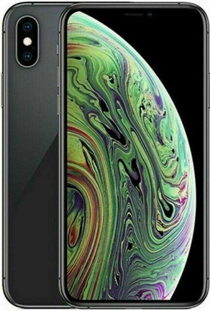 Apple Iphone Xs Max 64GB Gris Espacial Grado A+ Usado Reacondicionado ES.50