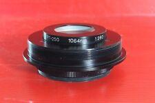 Nec Laser Marking Machine F Theta Lens 250 1064nm Assy For Yag Used4074