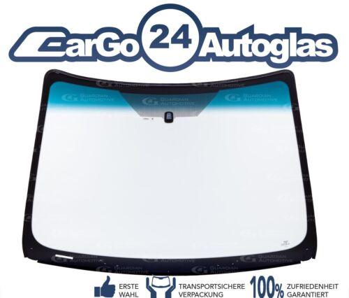 Ford Focus Bj.2004-2011 Frontscheibe Windschutzscheibe mit Blaukeil Rahmen Neu