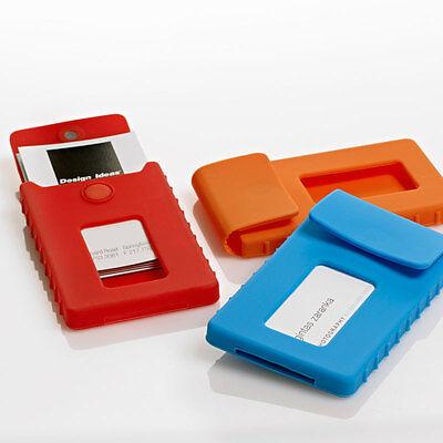 Blue Orange 3210451 Choice of Red Design Ideas Squish Silicone Identity Case