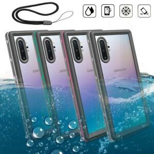 NEW-Waterproof-Case-For-Samsung-Galaxy-Note-10-Plus-Shockproof-Dirtproof-Cover