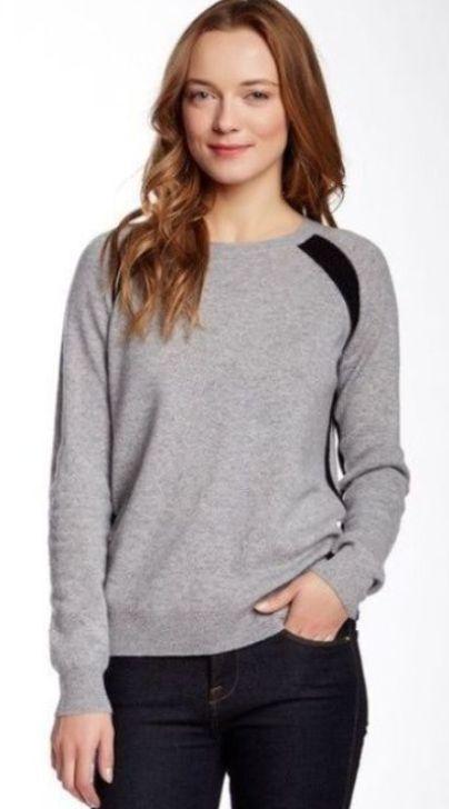 Zen Cashmere Cashmere Cashmere Sweater Heather M NWT  322 c3c1b3