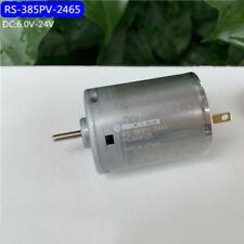 NEW Mabuchi Motor RS-385PH-15155 Motor DC 24V DC motor 7800 rpm DIY