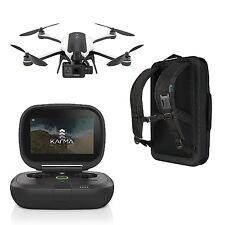 NEW GoPro Karma Quadcopter with HERO5 Black Camera & KARMA CASE - READY TO FLY