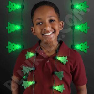 CHRISTMAS-JUMBO-TREE-LIGHT-UP-FLASHING-FUN-HOLIDAY-NECKLACES-HOT