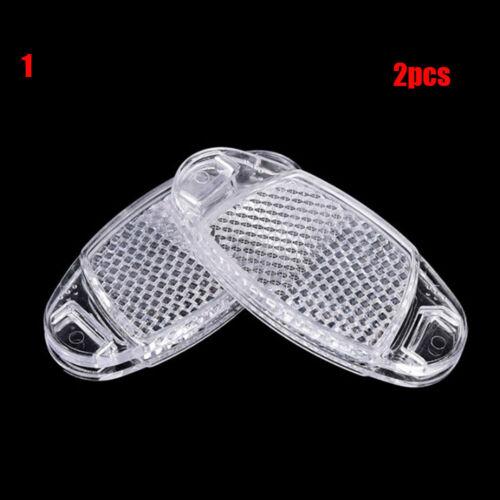 Safety Warning Light Bike Spoke Reflector Bicycle Reflect Accessories