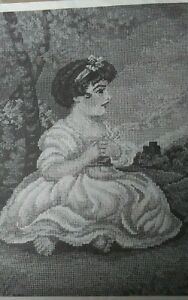 Very-rare-Jean-McIntosh-needlepoint-petit-point-chart-169-The-Age-of-Innocence