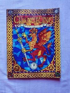 Changeling-The-Dreaming-First-Edition-White-Wolf-World-Of-Darkness