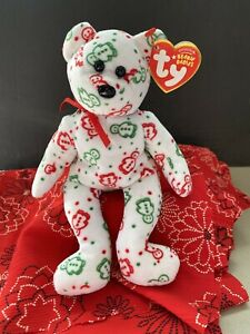 Ty Beanie Babies: Ginger Spice WITH TAG