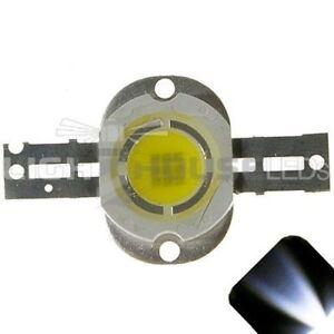 2-x-LED-10-Watt-Cool-Clear-White-Spot-Flood-Light-Ultra-High-Power-10w-LEDs-w
